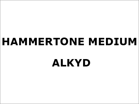Hammertone Medium Alkyd
