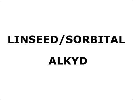 Linseed Sorbital Alkyd