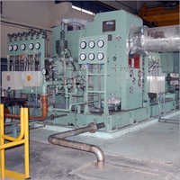 Cogeneration Turbine Installation