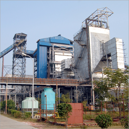 Cogeneration Plant Installation