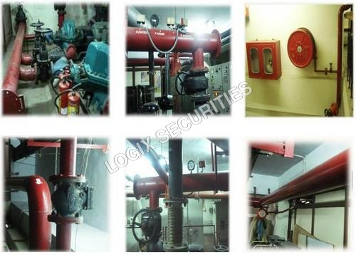 Fire Fighting Equipments