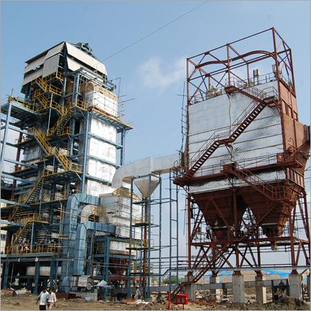 Industrial Boiler Installation