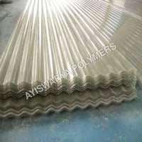 Corrugated Sheet Resin