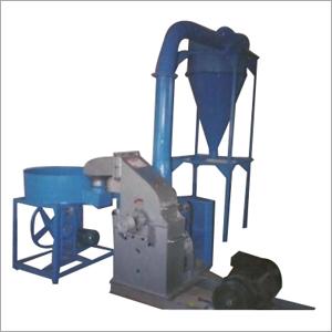 Automatic Suction Pulverizer Machine