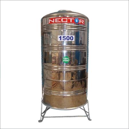 S.S Water Storage Tanks