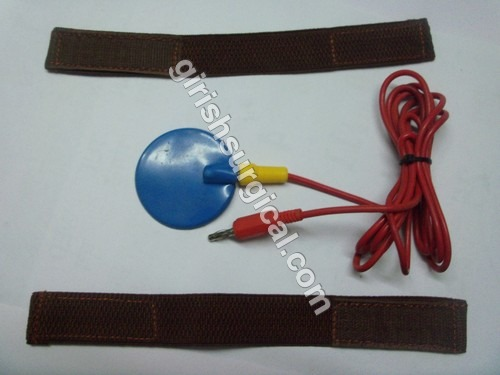 2 Inch Round Dual Type Pad