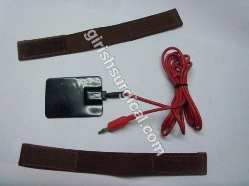 Conductive Pad / Electrodes Size:-2inc / 1½ Inc