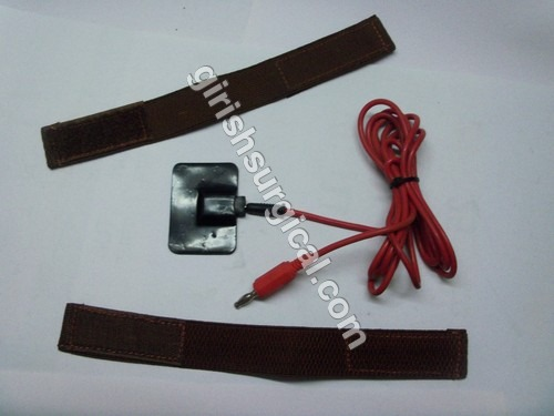 1 ½ inc / 2 ¼ inc pad CONDUCTIVE PAD / ELECTRODES.