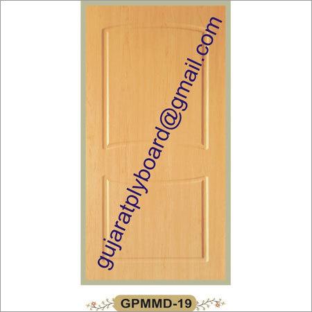 Decorative Membrane Door