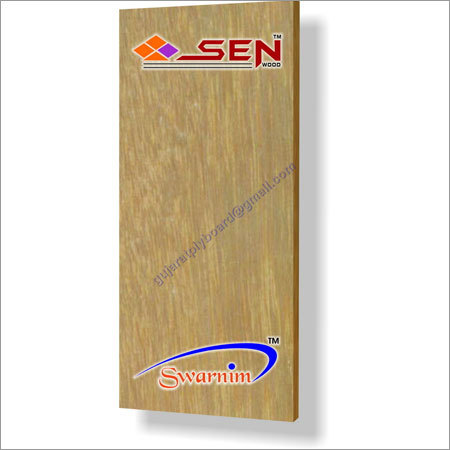 Block Board & Flush Door