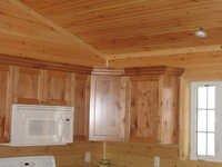 Pine Wood Paneling