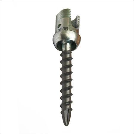 Double Lock Polyaxial Screw