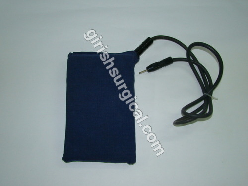 Short Wave Daithermy silicon rubber Pad/electrodes