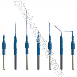 Surgical Needle Set/cautery tips/cautery electodes