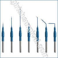 NEEDLE ELECTRODES FOR HAND SWITCH PENCIL & CHUCK HANDLE.( SPECIALLY DESINED FOR SKIN SURGEONS)
