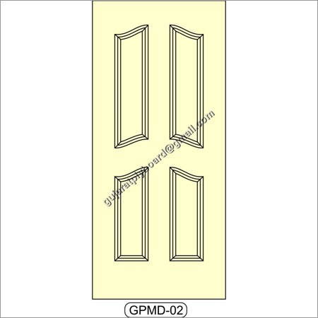 Moulded Panel Door
