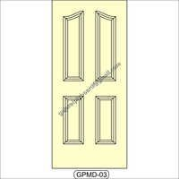 Stylish Moulded Panel Door