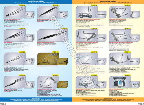 Girish Surgical Broachers