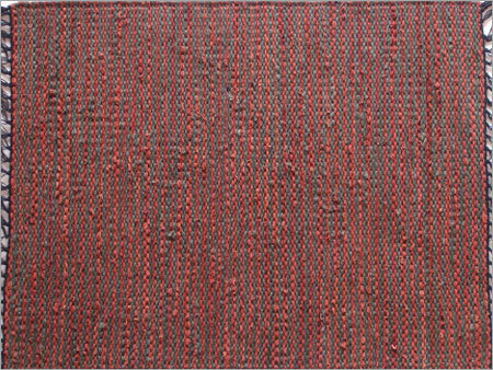 Hand Woven Leather Rugs Exporter
