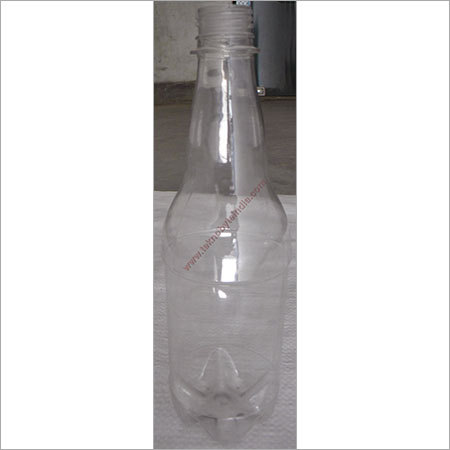 Plastic Soda Bottle