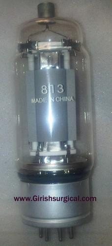 VALVE BASE  813(250 watt)