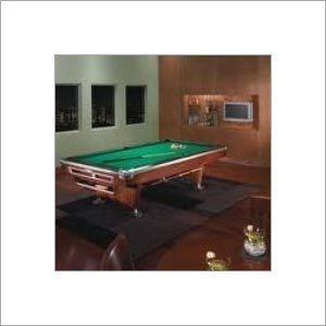 Imported American Pool Table (Gold Crown)