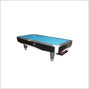 Oval American Pool Table