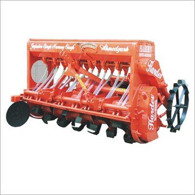 Rotary Seeder
