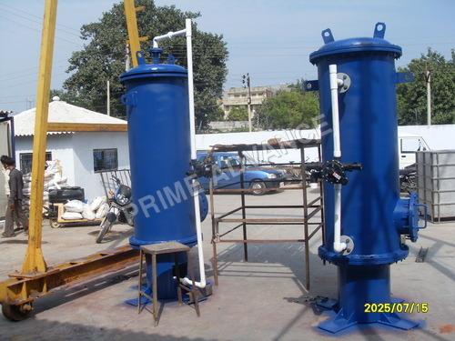 Industrial Water Softener Tanks