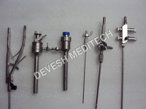 Laparoscopic Instrument