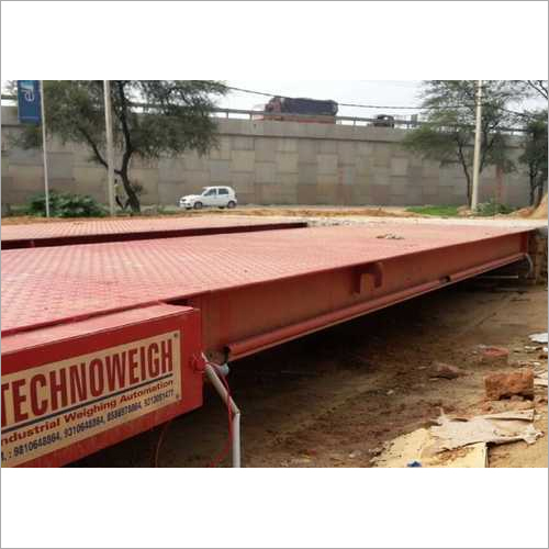 Mobile Weighbridge