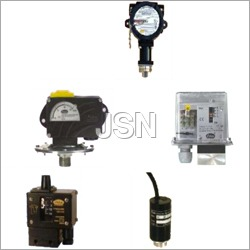 Pressure And DP Switches