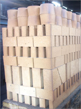 Fire Bricks Finish Goods