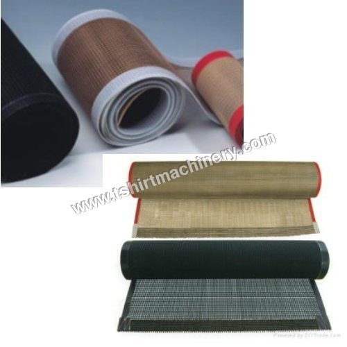 PTFE Coated Belt
