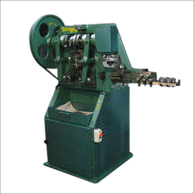 Seat Cover Hook Making Machine