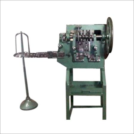 Bra Eye (For Hooks) Making Machine