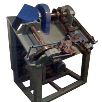 'J' Bolt Forming Machine