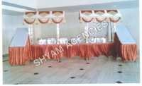 Wedding Buffet Decoration