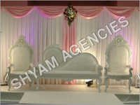 Decorative Wedding Stage