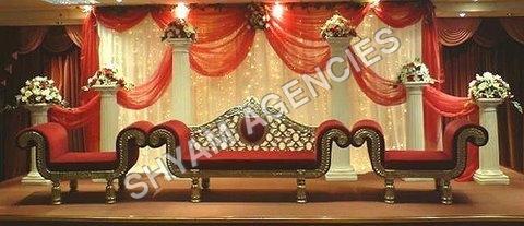 Rajwadi Reception Stage