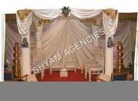 Wedding Roman Mandap