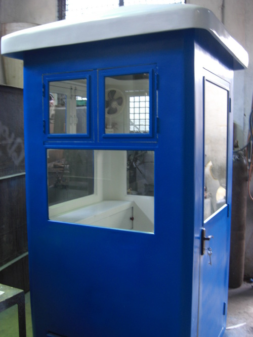 Moulded Security Cabin