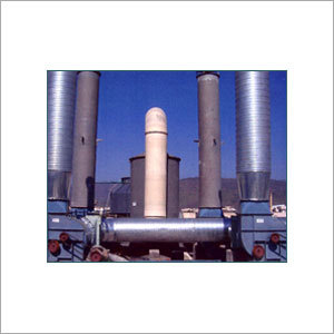 FRP Chimney Scrubber & Exhaust Ducts