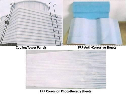FRP AMCOLITE Sheets ( BIS & International Std)