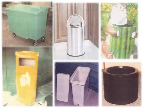 FRP Solid Waste Management System