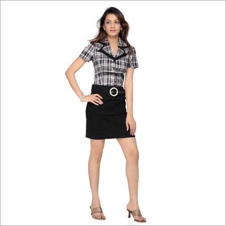 Formal Girls Skirt & Top
