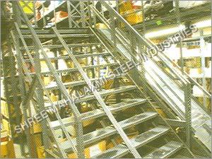 Two Tier Industrial Storage Racks