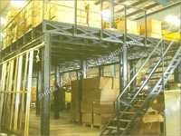 Column Based Mezzanine Floors