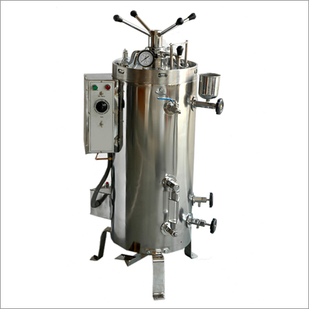 High Pressure Steam Sterilizer