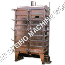 Yarn Dyeing Cabinet Machine